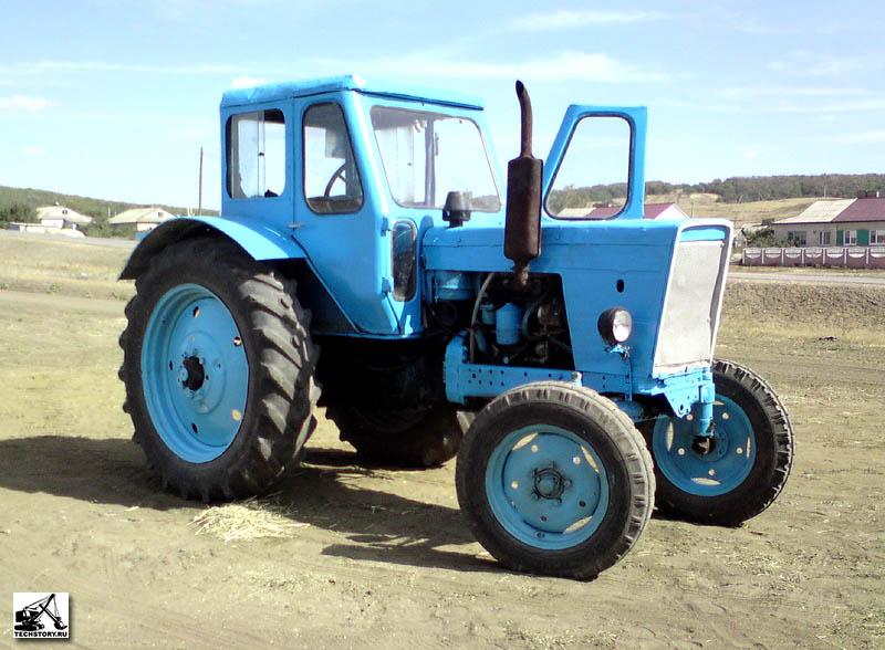 Устройство тракторов «Беларусь» модели МТЗ-50, МТЗ-50Л.