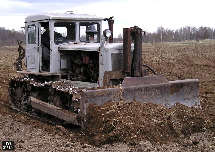 трактор т 74