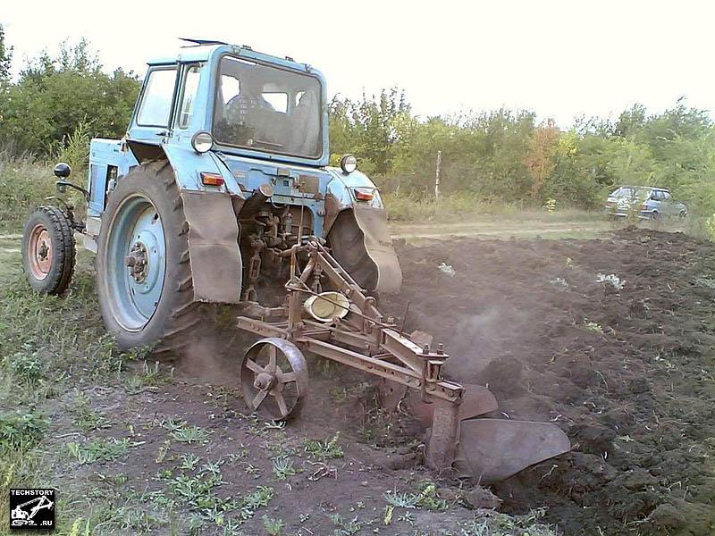 трактор с 80